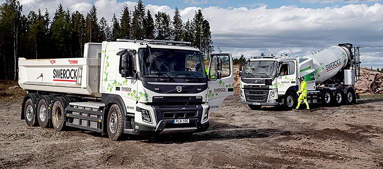 vrachtautos